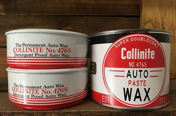 collinite no 476 auto paste wax