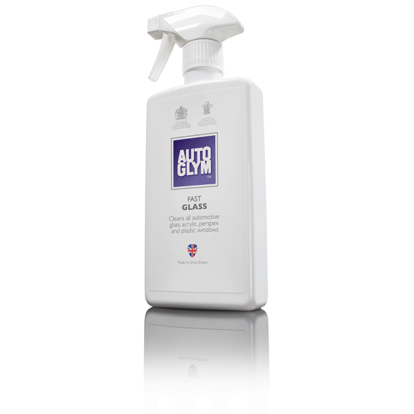 Autoglym Fast Glass Quick Glass Cleaner Spray 500ml