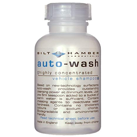 Bilt Hamber Auto Wash Car Wash Shampoo 1 Litre