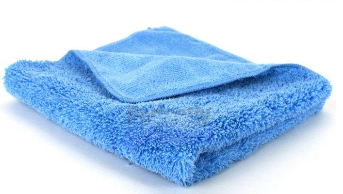 Mammoth Microfiber Blue Ewe Ultra Soft Polishing Towel