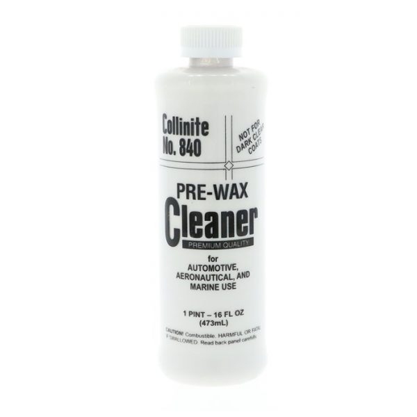 Collinite No 840 Pre Wax Cleaner