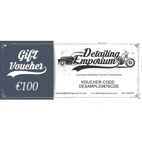 detailing emporium gift voucher