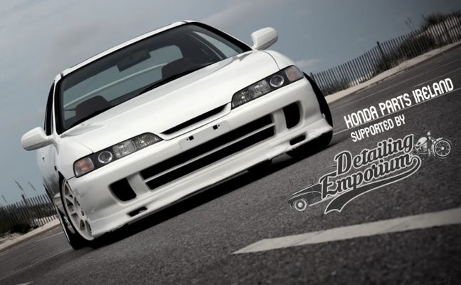 HONDA PARTS IRELAND HEADER