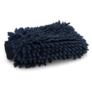 Mammoth Black Onyx Microfiber Wash Mitt