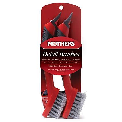 Mothers Detailing Brush Set