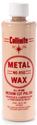 No. 850 Collinite Liquid Metal Wax ireland