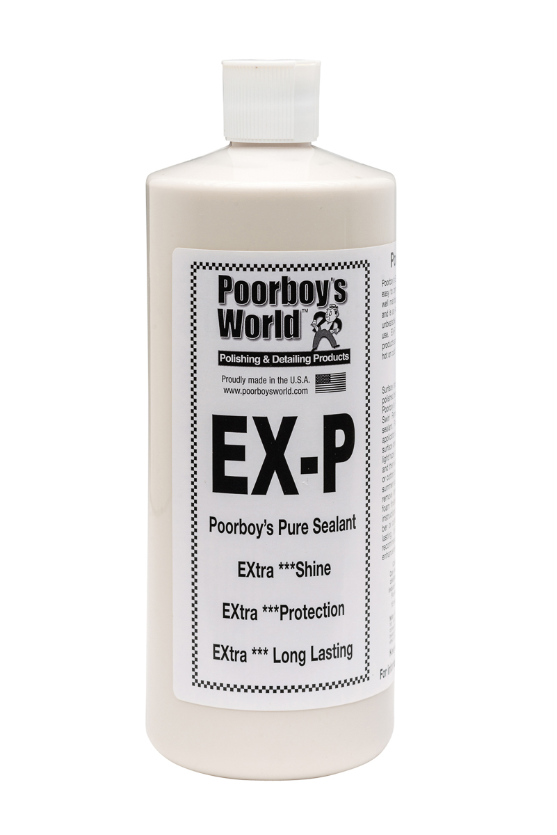 Poorboys EX-P Sealant
