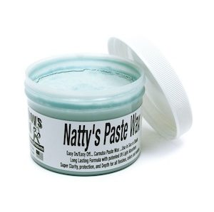 Poorboys Nattys Paste Wax Blue