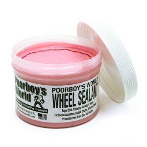 Poorboys Wheel Sealant