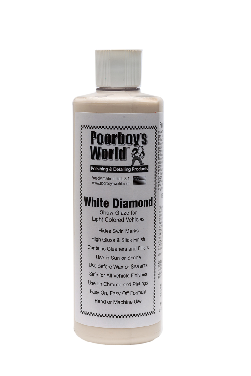 Poorboys White Diamond Glaze