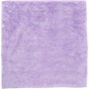 Mammoth Microfiber Purple Canary Extra Soft Buffing Towel