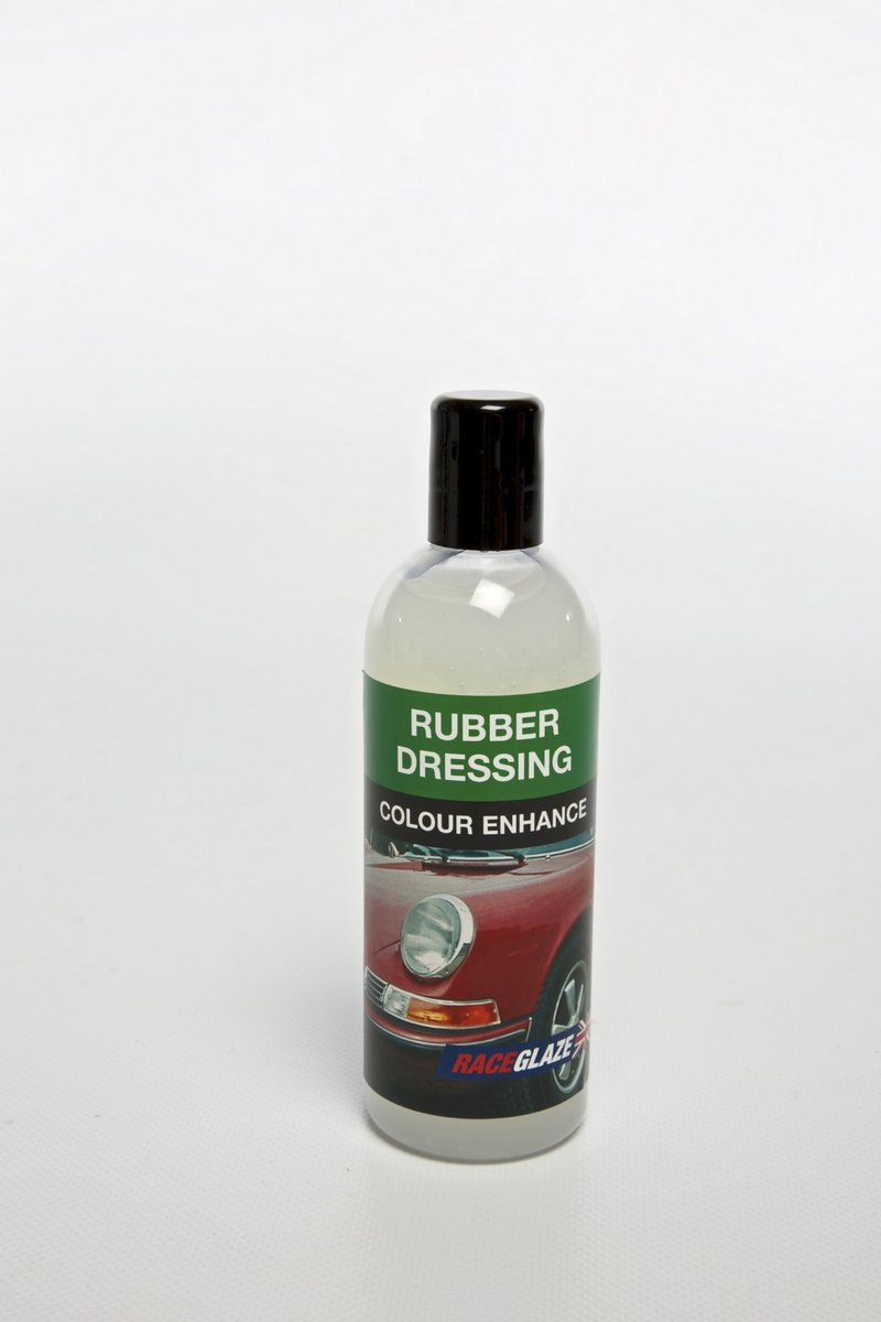 Race Glaze Colour Enhance Plastic & Tyre Protectant