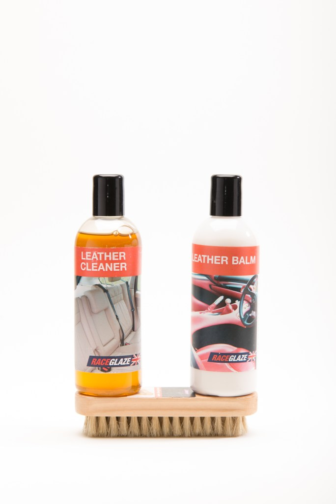 Race Glaze Leather Care Kit