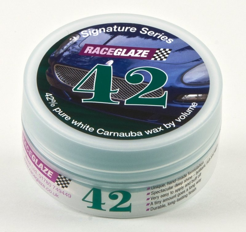Race Glaze Signature 42 Wax