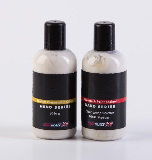 Race Glaze Signature Nano Series Sealant Kit