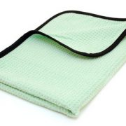 Mammoth Microfiber Uber Guzzler Waffle Weave Drying Towel