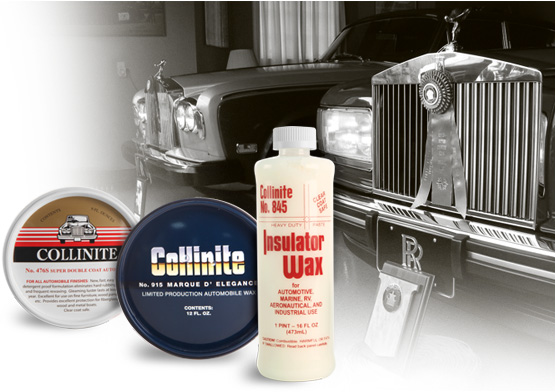 collinite ireland car detailing products