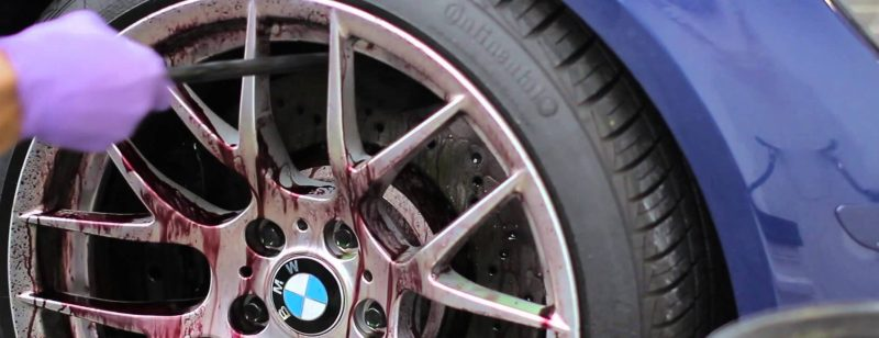deep wheel cleaning guide How to clean alloy wheels