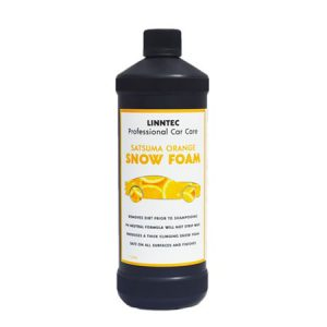 linntec satsuma orange snow foam
