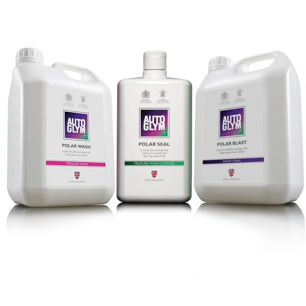 autoglym polar triple pack